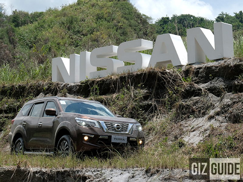 Meet Nissan Terra, The True Rugged 4x4 SUV!