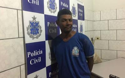 Homem é preso após matar irmão a facadas durante briga com vítima na BA