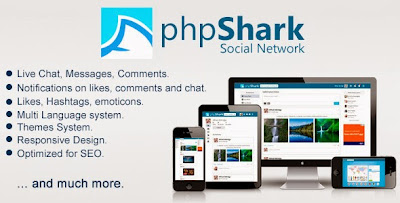 phpShark - Social Networking Platform (nulled) free download