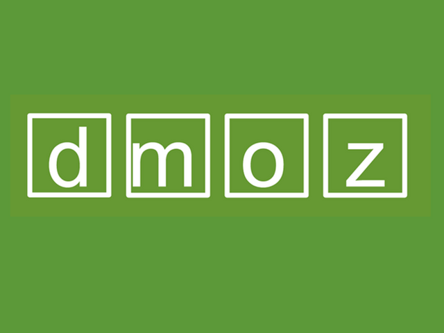 dmoz is no longer