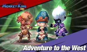 Monkey King Saga Mod Apk