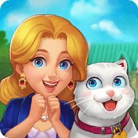 Matchington Mansion Match 3 Home Decor AdventureUnlimited (Lives - Coins) MOD APK