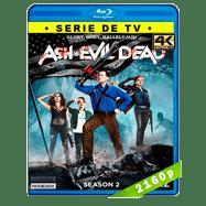 Ash vs Evil Dead Temporada 2 Completa 4K UHD Audio Dual Latino-Ingles