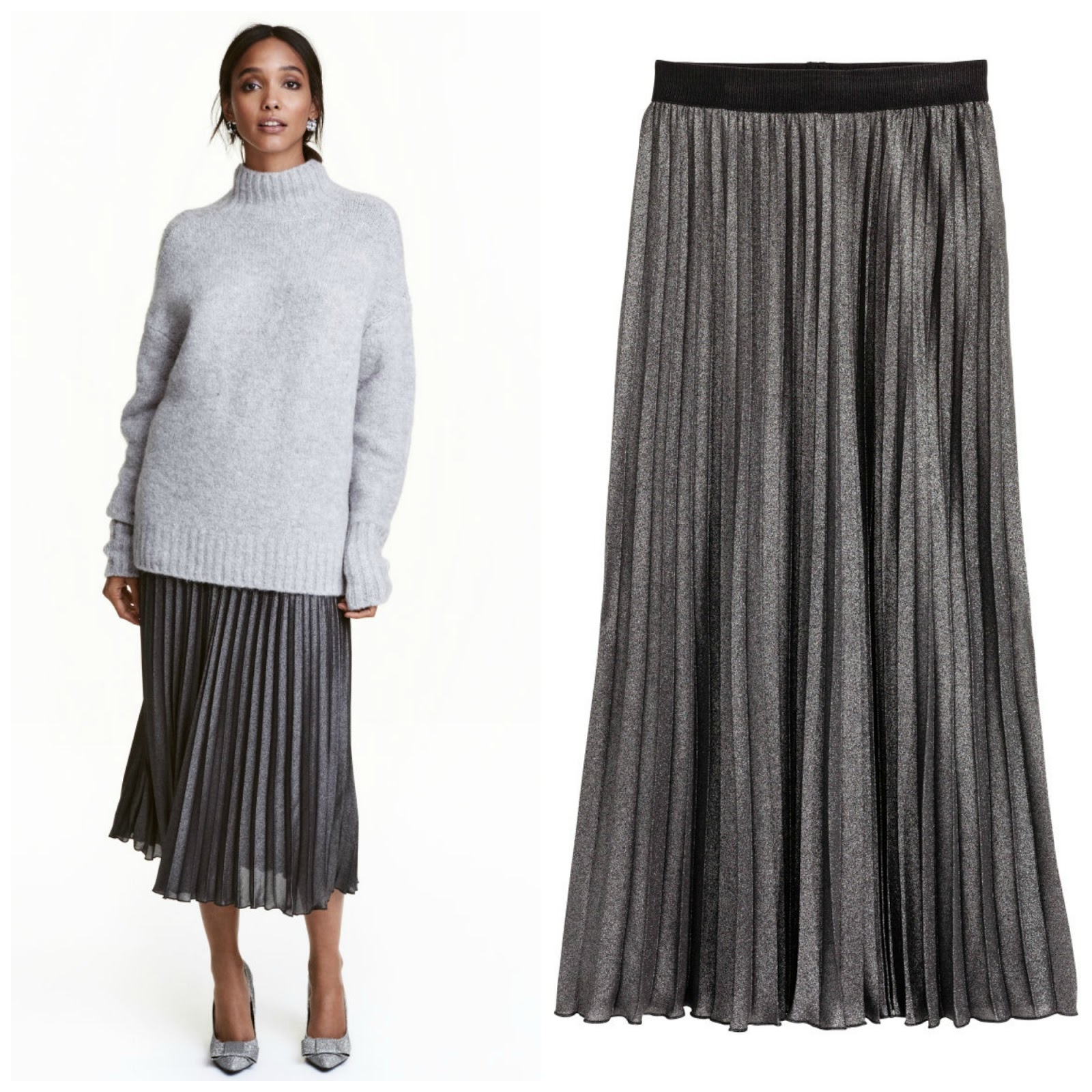 Pleated Skirts Under $50