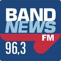 Rádio Band News FM 96,3 de Curitiba ao vivo