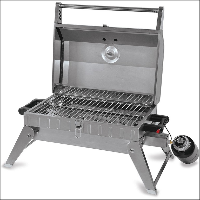 Small Portable Gas Grills For