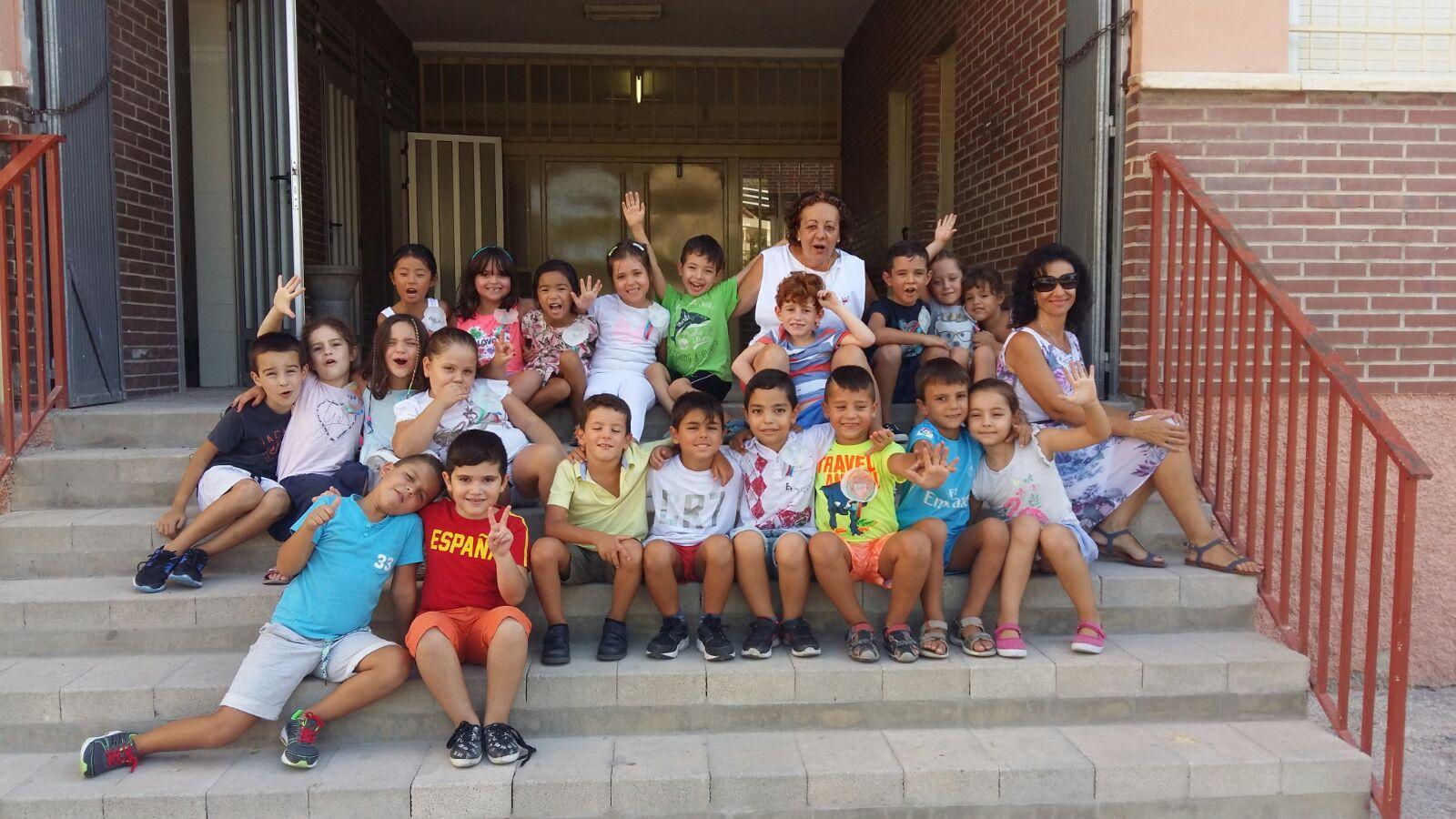 Familias educadoras del ceip santo domingo alicante for En nuestra clase