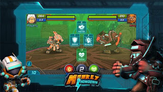 Monkey Showdown Apk V1.0.3 Mod (Unlimited Coins) Free Download For Android