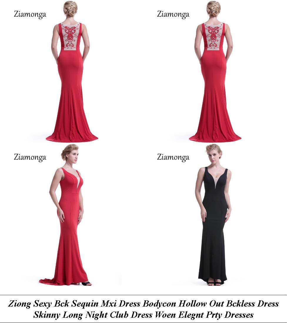 Plus Size Dresses - Clearance Sale Near Me - Gold Dress - Cheap Designer Clothes Womens