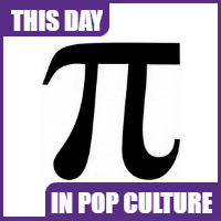 The first national Pi Day was held on March 14.