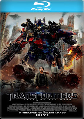 Transformers Dark of the Moon [2011] [BD25] [Latino]
