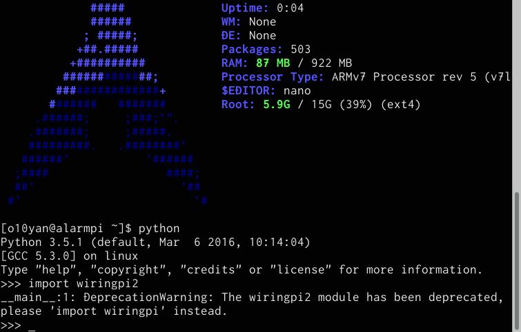 raspberry pi arch linux arm wiringpi rh aoo10yan blogspot com Install Python Windows 7 Install Python Ubuntu