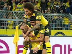 Paco Alcacer Borussia Dortmund 3 - 1 Eintracht Frankfurt