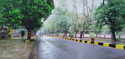 Some Raining Pictures Of Kharagpur