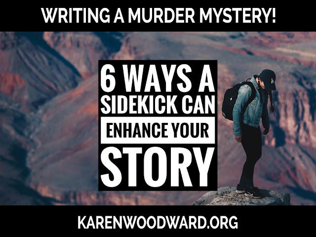 6 Ways a Sidekick Can Enhance Your Story