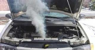 mesin-mobil-panas