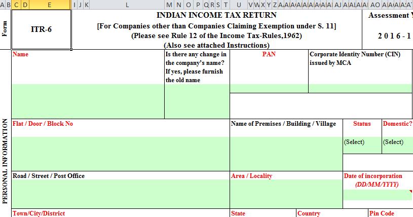 2017 tax return instructions