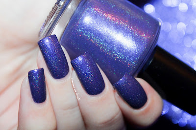 "Swatch of the nail polish ""Lateralus"" by Eat.Sleep.Polish."