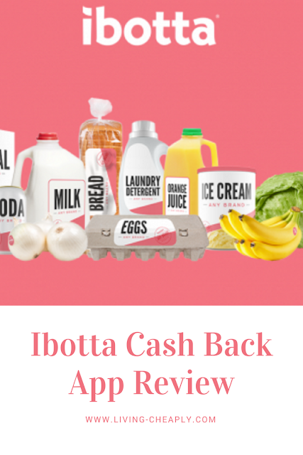 Ibotta cash back app review