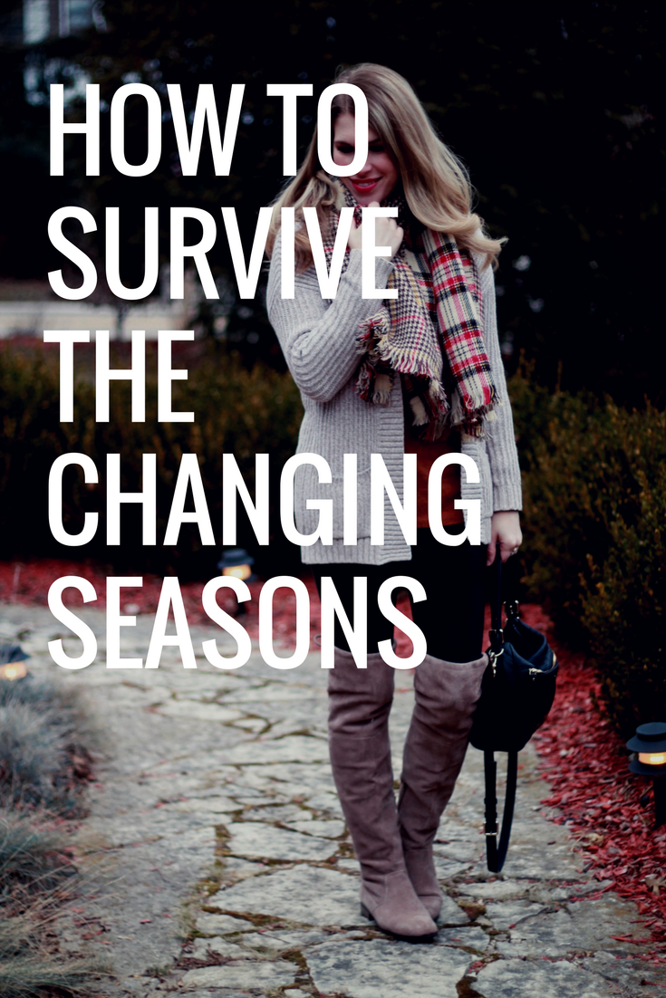 85601fe4a9 I do deClaire  How to Survive the Changing Seasons