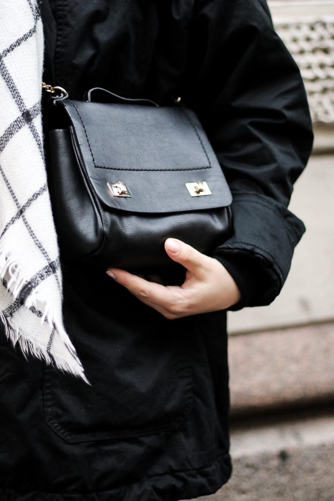 Talvi, pukeutuminen, vaatteet, tyyli, muoti, päivän asu, plussize, plussakokoinen