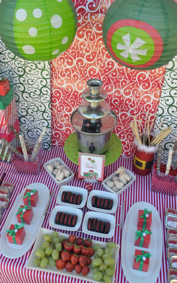 Exceptional Bunco Christmas Party Ideas Part - 8: Fun Christmas Holiday Bunco Party Ideas - BirdsParty.com