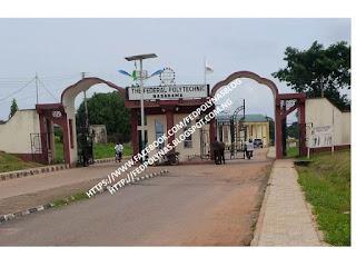 Federal Polytechnic Nasarawa Gate