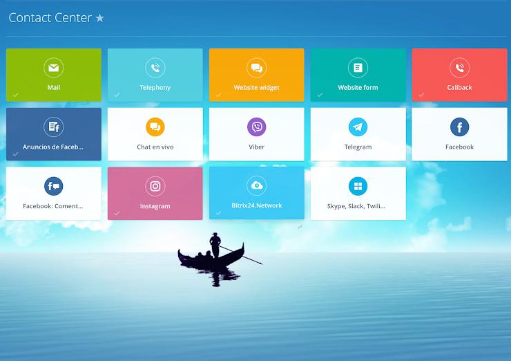 Bitrix24 - herramientas de gestión empresarial