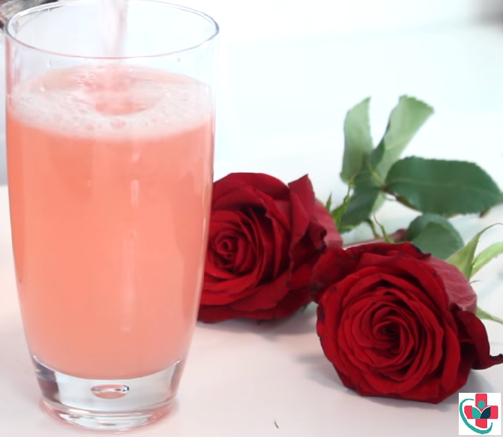 ROSE WATER LEMONADE RECIPE