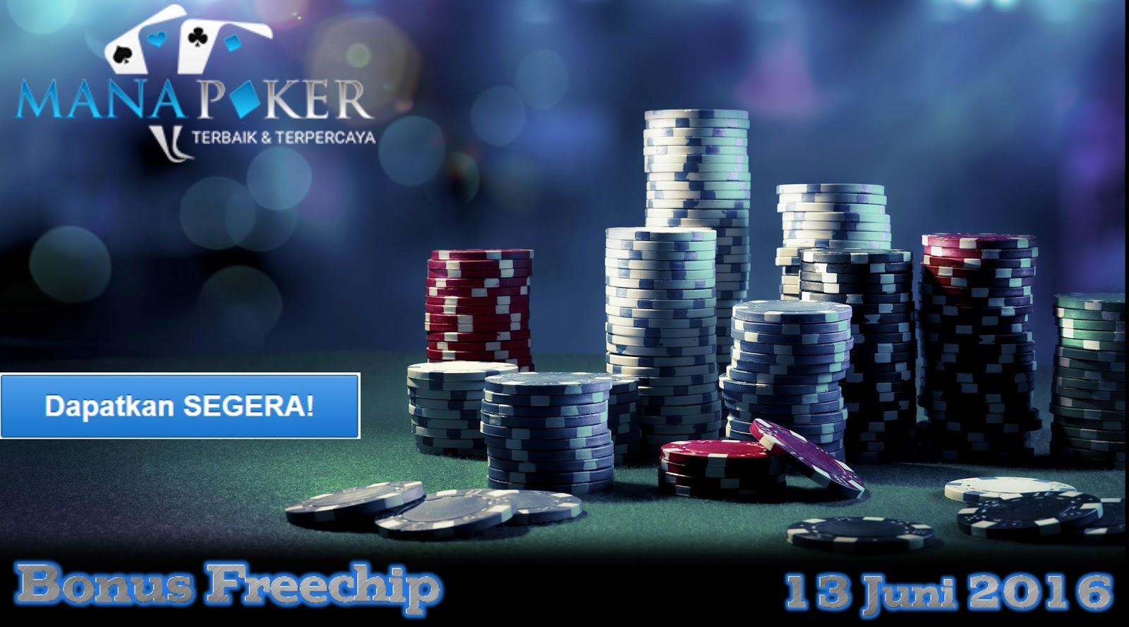 Situs Poker Terpercaya Bonus Freechip Tanpa Deposit Manapoker