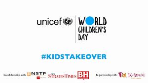 Today mark international children day - Naira leave