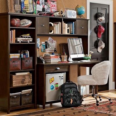 Decoraciones y mas decora modernas salas de estudio para for Decoracion de estudios modernos