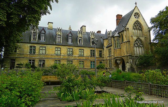 Museu da Idade Média (Museu de Cluny), Paris