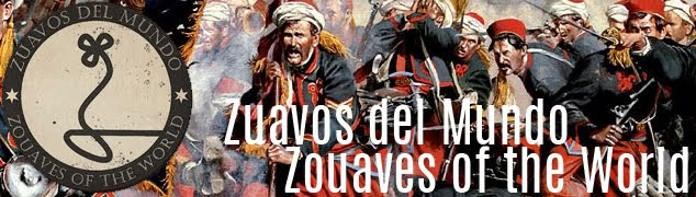 Zuavos del mundo Zouaves of the world