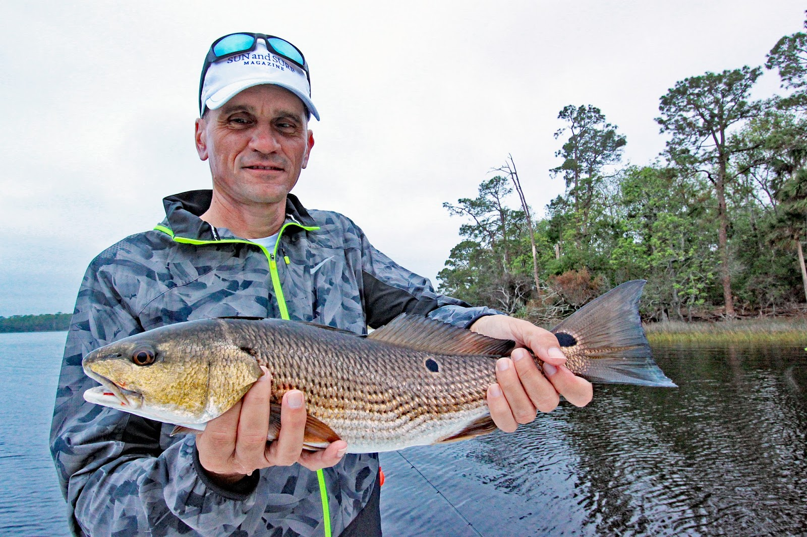 Inshore adventures with capt tommy derringer st for Fishing in november