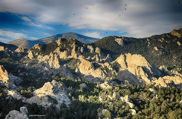 City of Rocks National Reserve Idaho geology travel field trip copyright rocdoctravel.com