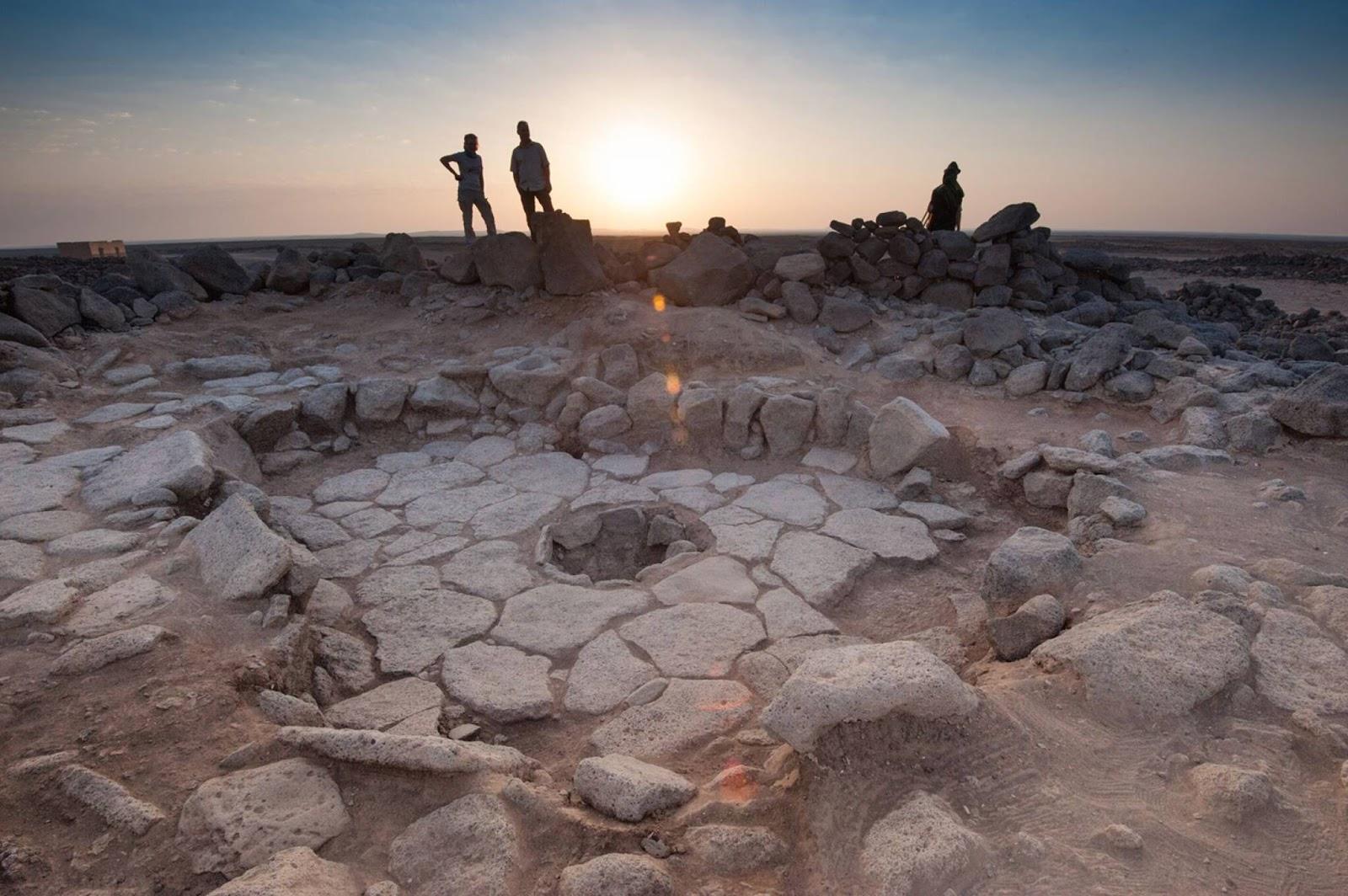 Restos de pan de hace 14.400 años hallados en Jordania