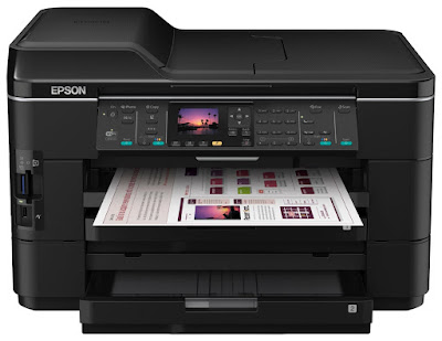 Epson WorkForce WF-7525 Driver Download