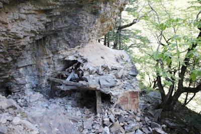 Παναγία Σουμελά: Μυστικό τούνελ οδηγεί σε ένα άγνωστο μέχρι σήμερα παρεκκλήσι