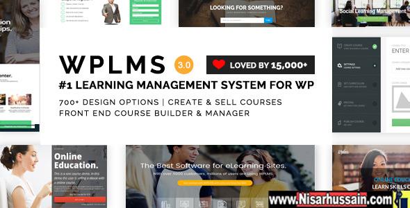 WPLMS v3 Learning Management System for WordPress, Education Premium Theme