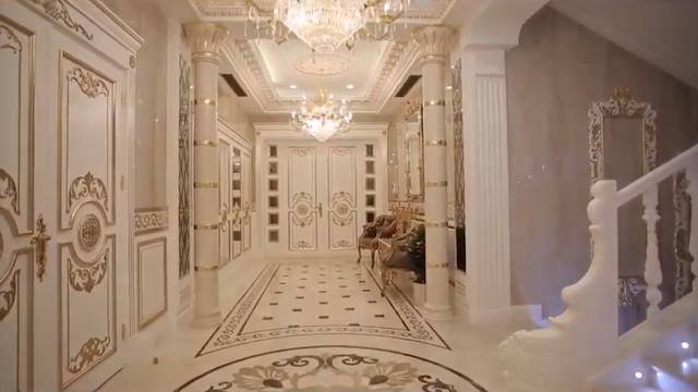 Luxury Villa Design by NAMA interior design company | XIT4U.com | BILLIONAIRES CLUB | LUXURY | XIT4U MEDIA