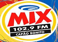 Rádio Mix FM 102.9 de Capão Bonito São Paulo (antigo Jovem Pan)...