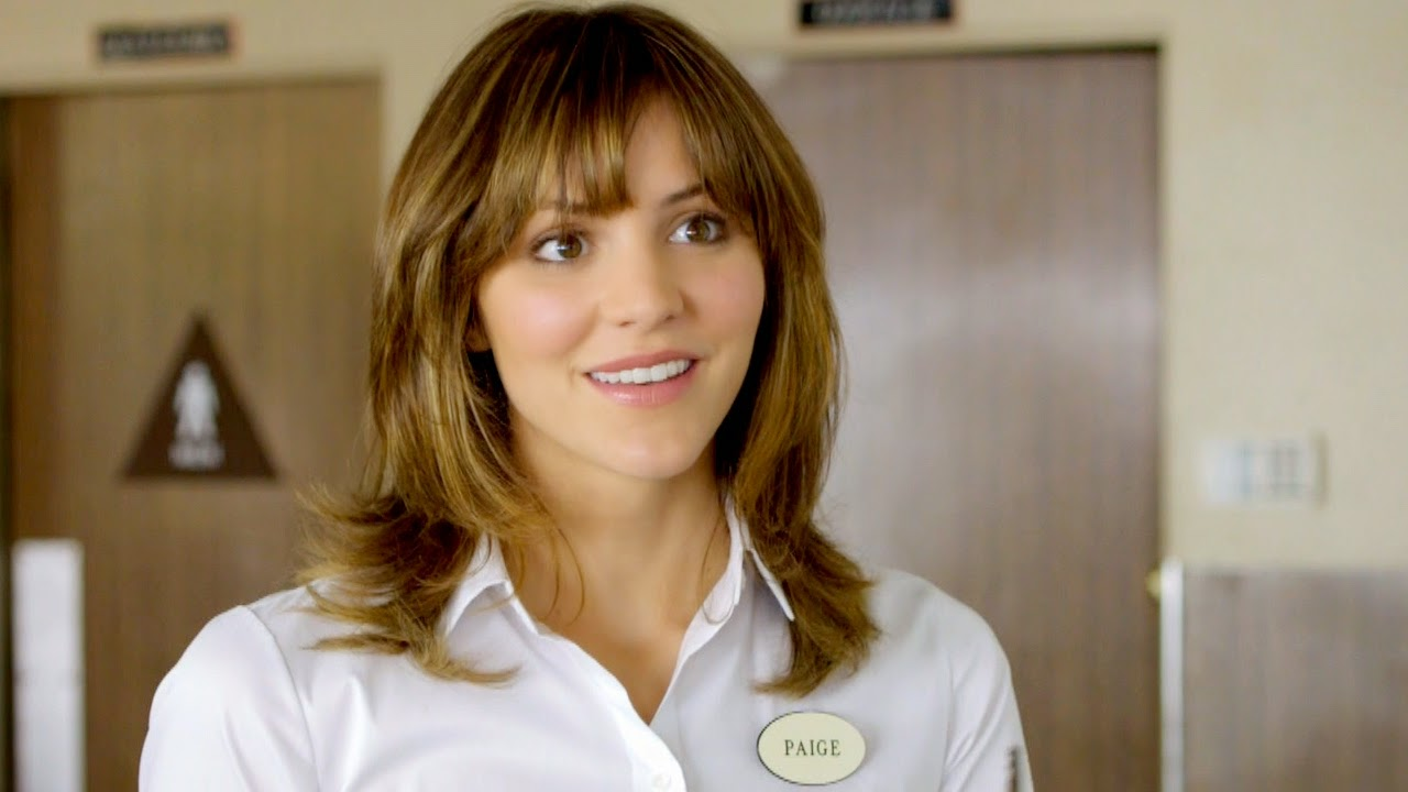 sexy Katharine McPhee hair style Scorpion waitress TV Paige Dineen cute