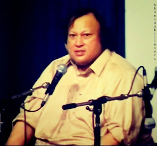 Jis Simt Bhi Dekhu Nazar Ata Hai Key Tum Ho Mp3 by Nusrat Fateh Ali Khan