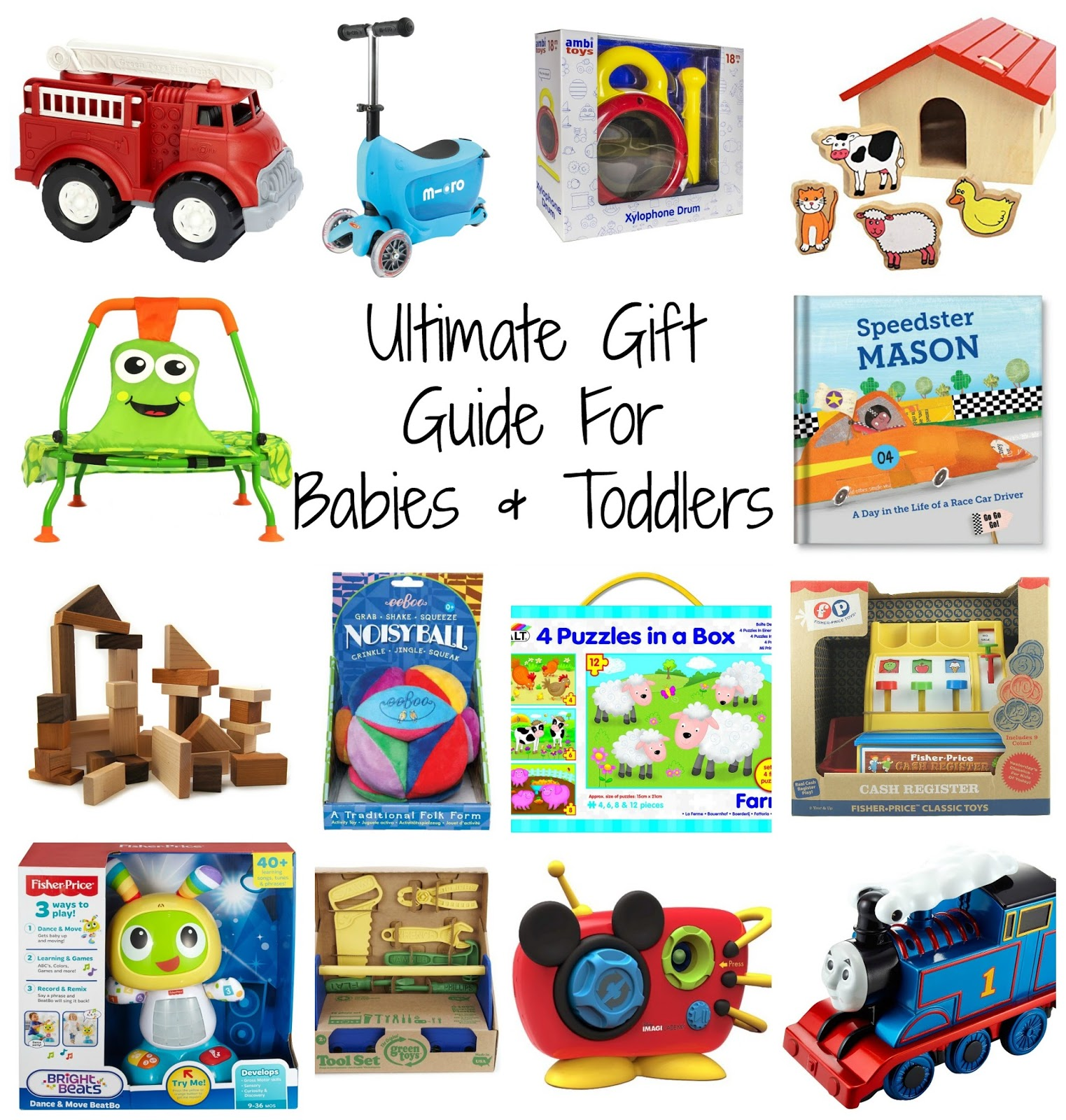 Holiday Gift Guide Shopping for Babies & Toddlers The Chirping Moms