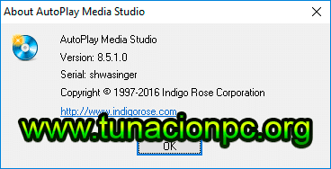 Indigo Rose AutoPlay Media Studio