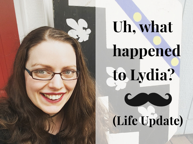 Uh, What Happened To Lydia? (Life Update) | Lydia Sanders