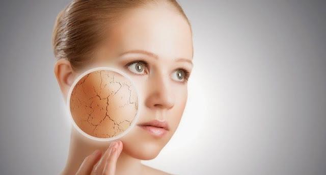 Les signes d'une peau sèches - Blog beauté Les Mouquetettes