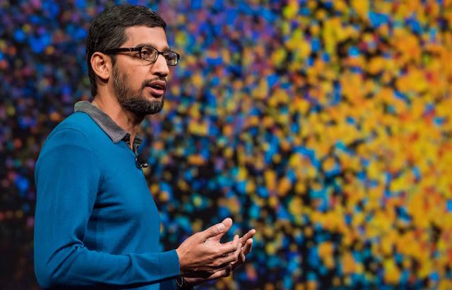 Como Sundar Pichai conseguiu subir tão rápido no Google?
