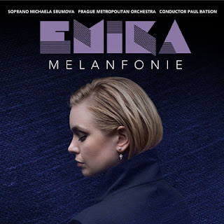 Emika, Paul Batson & Prague Metropolitan Orchestra - Melanfonie (2017) - Album Download, Itunes Cover, Official Cover, Album CD Cover Art, Tracklist